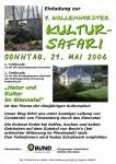 plakat 7 kultursafari 21-05-2006 aktuell OO